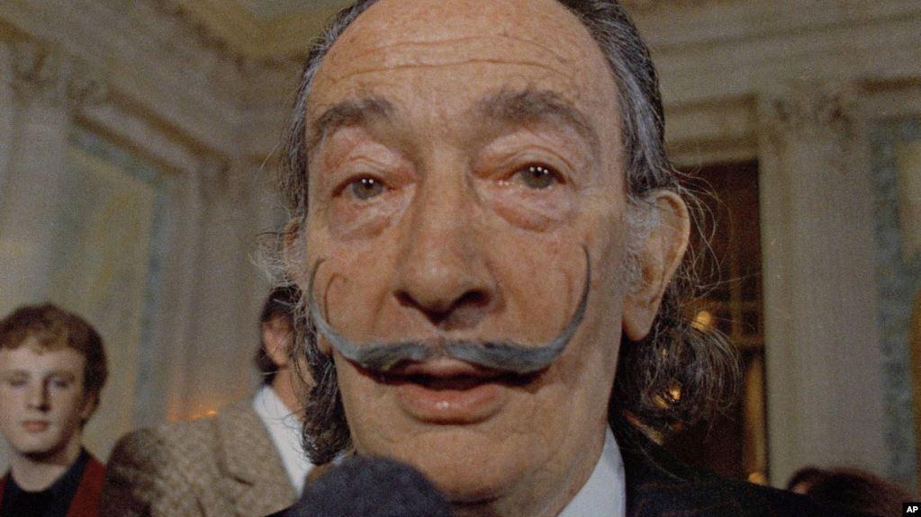 Salvador Dalí está vivo: Inteligencia Artificial