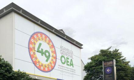 Todo listo para la 49 Asamblea General de la OEA
