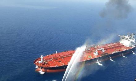 EE.UU. acusa a Irán de ser «responsable» de ataques en el Golfo Omán