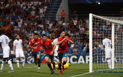 Definida la final de la Euro Sub-21