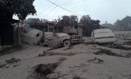 Se cumple un año de la tragedia del Volcán De Fuego