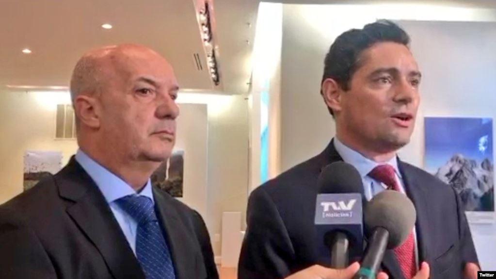 Guaidó designa a Simonovis como comisionado especial de seguridad e inteligencia