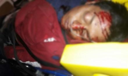 Amputan pierna a motorista arrollado en Salcajá