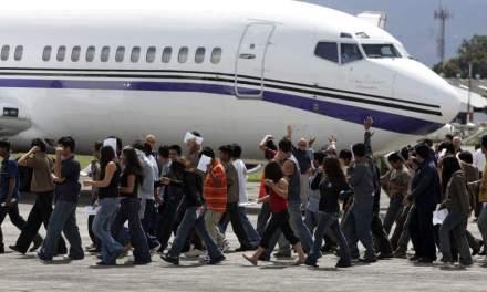 ¿Cuántas personas han sido deportadas desde Estados Unidos y México?