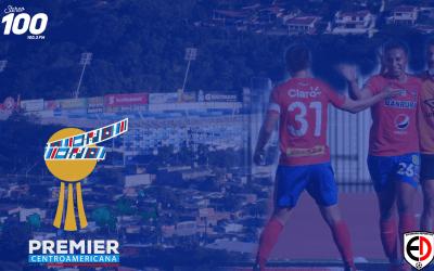 Esta semana inicia la Copa Premier Centroamericana. Esta es la programación