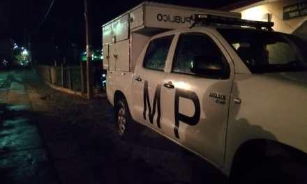 Investigan asesinato de guardián en Almolonga