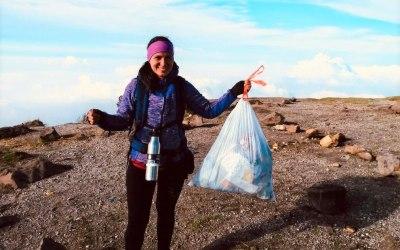 Actividad ecologista de ascenso al Volcán Santa María. Estos son los requisitos: