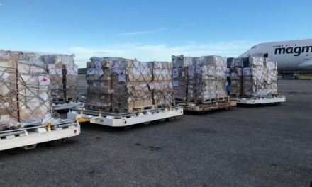 Venezuela: Cruz Roja de Italia envía 34 toneladas de medicinas para ayuda humanitaria