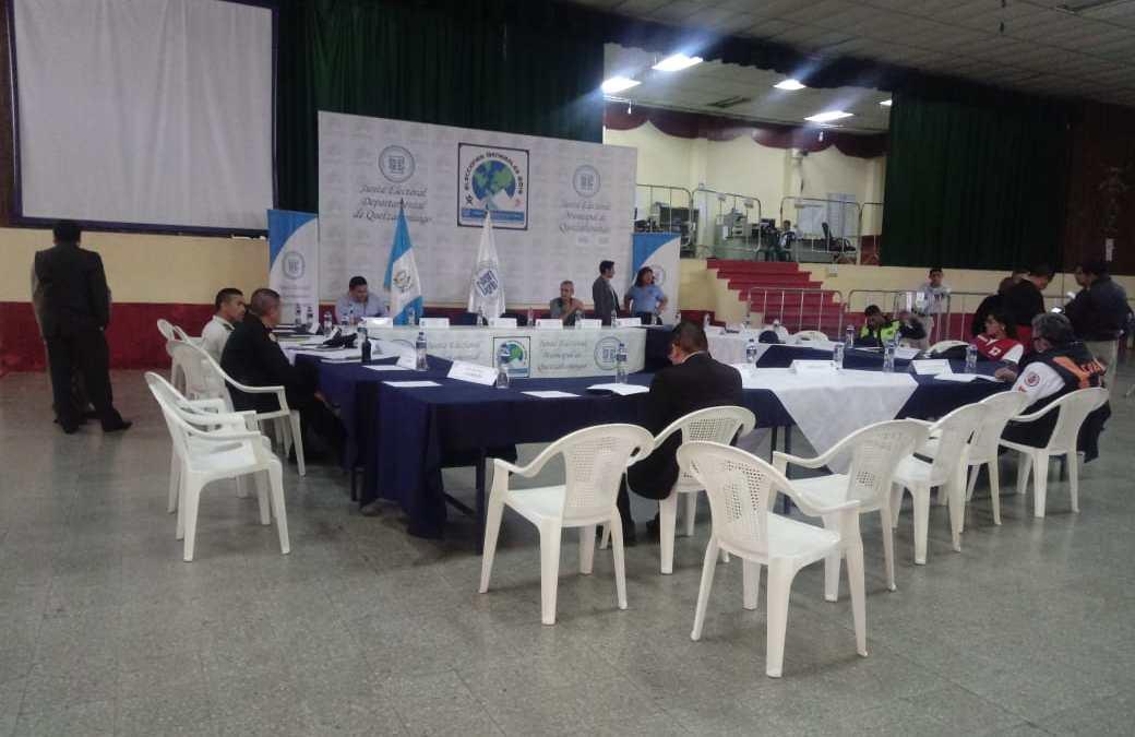 Notifican resultados de las Elecciones Generales 2019, en Quetzaltenango