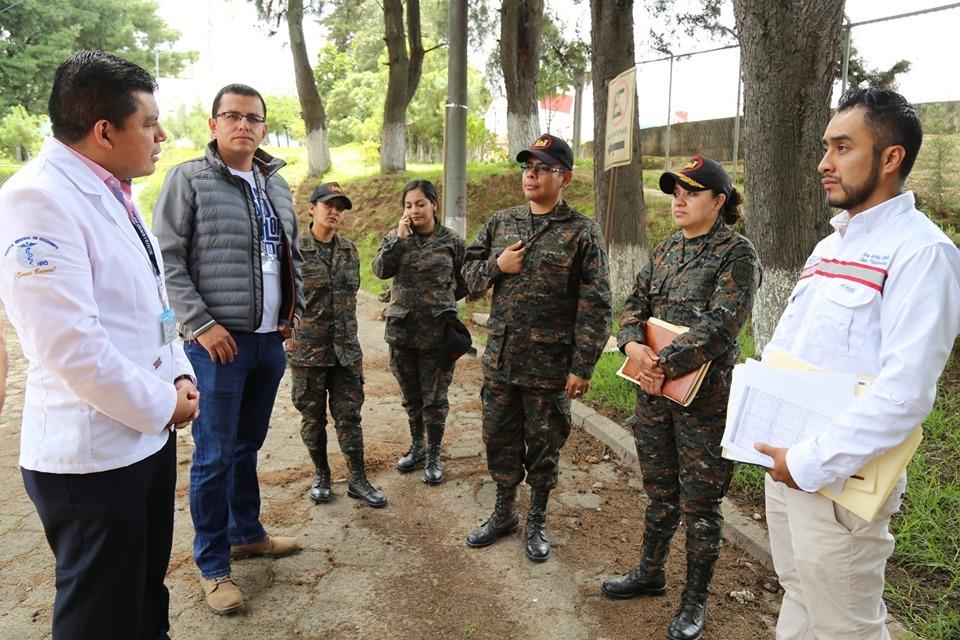 Ejército apoyará en construcción de muro en el HRO