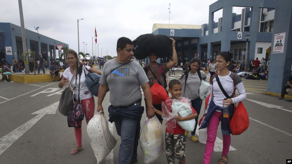 Colombia: «Crisis migratoria en Venezuela no se detiene con medidas restrictivas» a migrantes