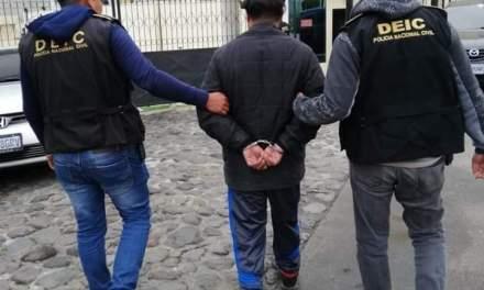 Capturado es señalado de violar a menor de edad