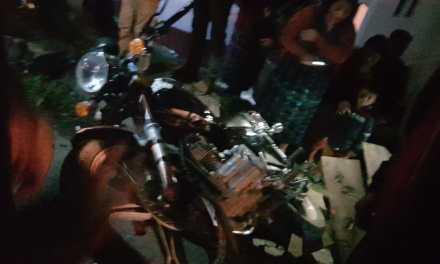 Un muerto y un herido tras percance vial en Sololá.