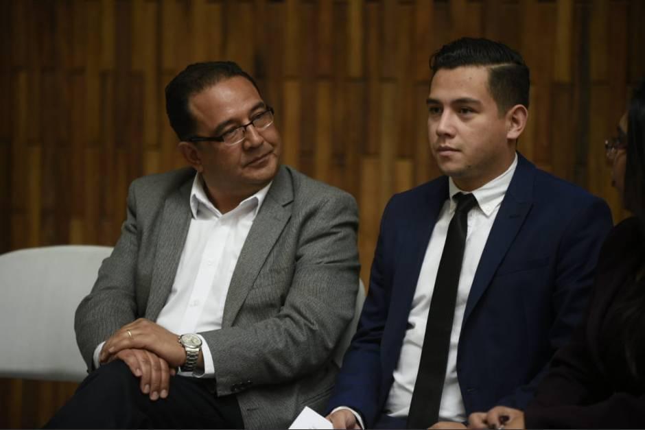 Absuelven a hijo y hermano del presidente Jimmy Morales