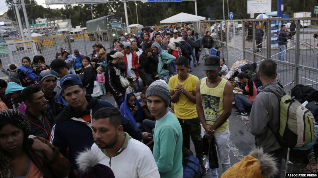 Ecuador, Perú y Chile acuerdan cooperación para enfrentar migración venezolana