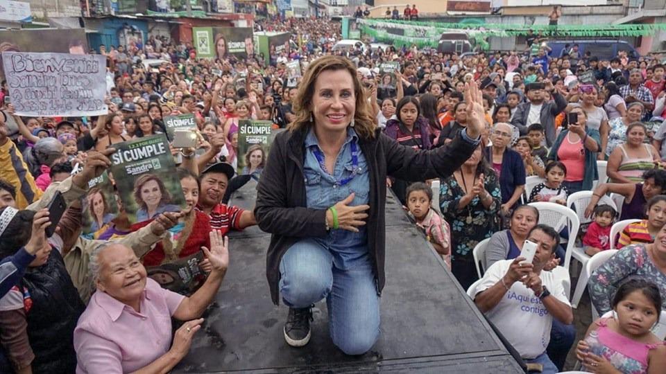 A un día de la salida de CICIG del país, FECI captura a Sandra Torres