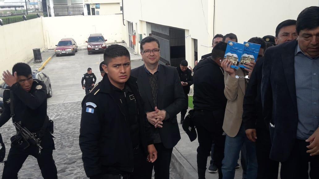 Hace un año capturaron a exintegrantes del Concejo Municipal por actos de corrupción