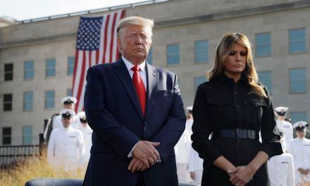 """Trump: El 11 de septiembre """"está grabado en nuestra alma"""""""