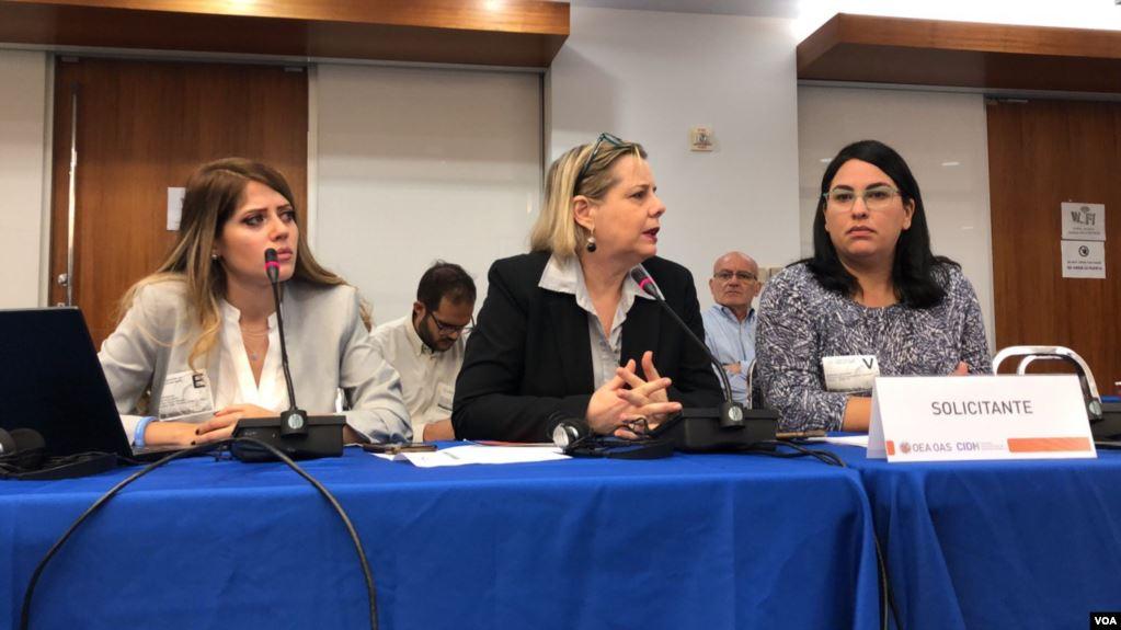 ONG denuncia al Tribunal Supremo de Venezuela ante la CIDH