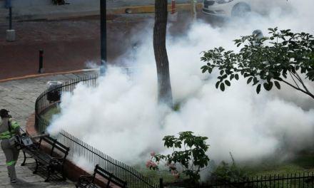 Cruz Roja: Dengue se extiende rápidamente en América Central