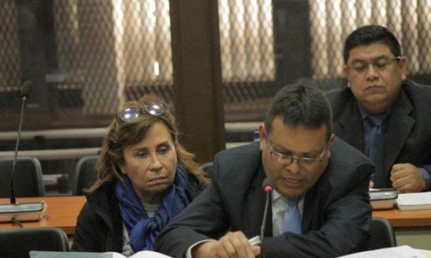 ExPrimera Dama pasará su primera noche en la cárcel para políticos Mariscal Zavala