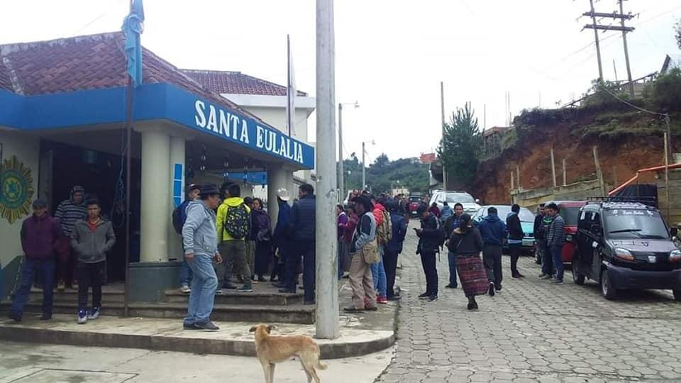PNC confirma recaptura de 7 de los 19 reos que se fugaron en Huehuetenango