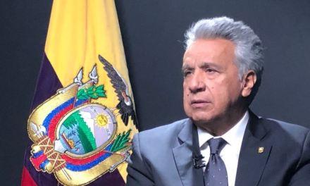 Presidente de Ecuador promete corredor humanitario para venezolanos