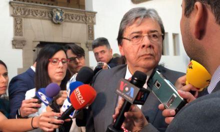 Canciller de Colombia viaja a EE.UU. centrado en la crisis migratoria venezolana y lucha antidrogas