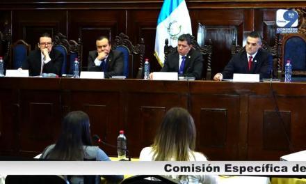 Diputados inician investigación de acciones de Cicig