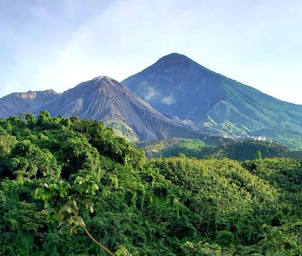 ¿Qué puntos de Quetzaltenango podrían registrar incidentes por lluvias?