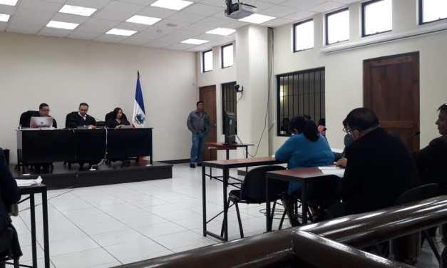 Condenas en el caso de las 35 personas señaladas de extorsión