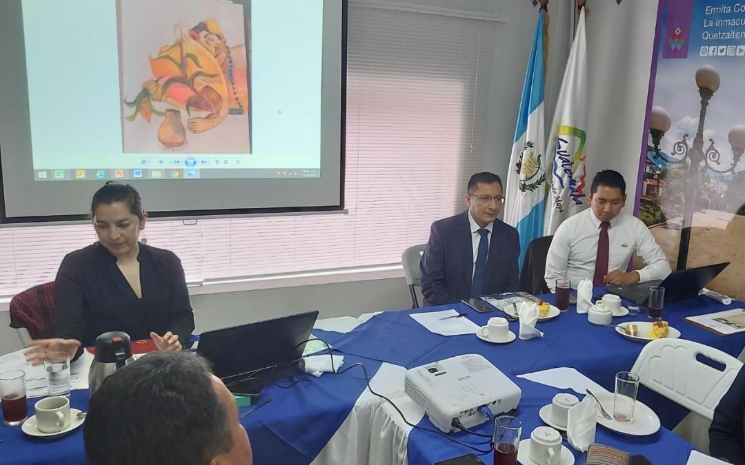 Conocen la situación actual del turismo en Quetzaltenango