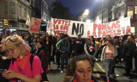 """""""Vivir sin miedo"""": la otra papeleta de las elecciones uruguayas"""