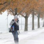 EE.UU.: Frío, nieve y muchos récords por romperse en casi todo el país esta semana