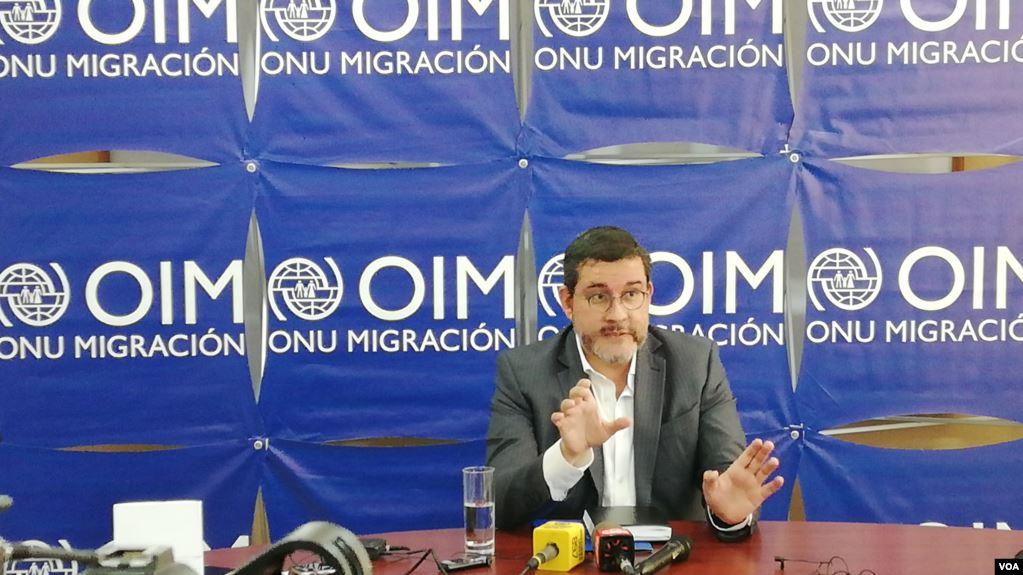 Vocero explica detalles del trabajo de OIM en acuerdo migratorio Guatemala-EE.UU.