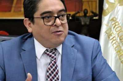 Rechazan denuncia contra procurador de Derechos Humanos