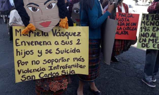 Día de la no Violencia Contra la Mujer ¿Cuántos casos se registran en Quetzaltenango?