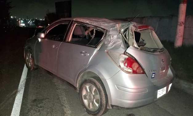 ¿Cuáles son los puntos rojos en Xela donde más accidentes de tránsito se registran?