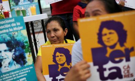 Honduras: Hasta medio siglo de cárcel para autores del asesinato de Berta Cáceres