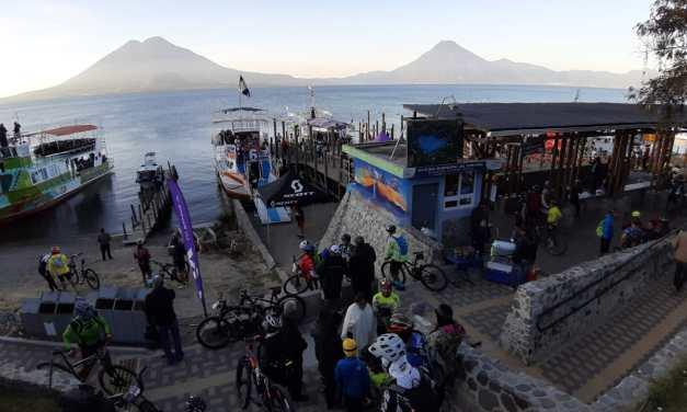 Más de 1 mil 300 corredores participan en la Vuelta al Lago de Atitlán