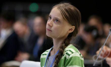 Greta Thunberg es elegida Persona del Año por la revista Time