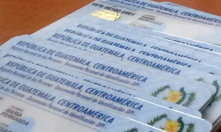 Este año vencen 133 mil 476 DPI en Quetzaltenango