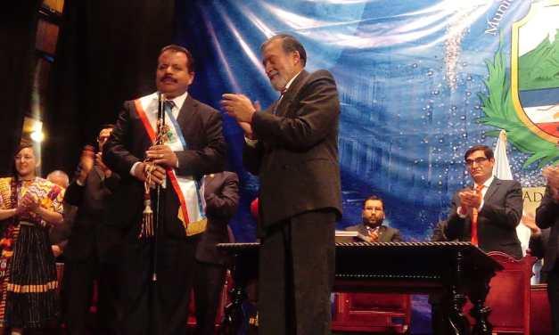 JF es el séptimo alcalde de Quetzaltenango en la era democrática