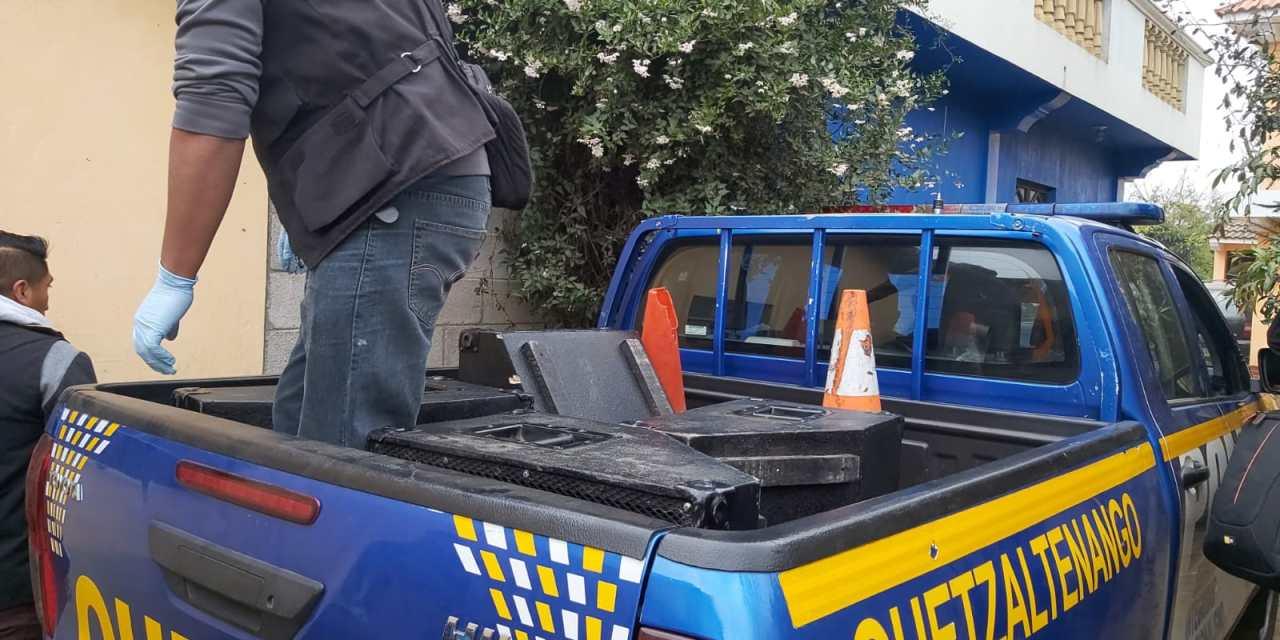 Allanamientos por caso de robo ocurrido el 23 de diciembre