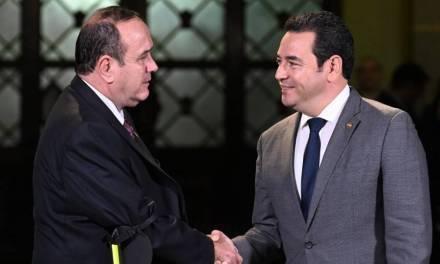 Giammattei tiene prevista remoción de diplomáticos nombrados por el gobierno anterior