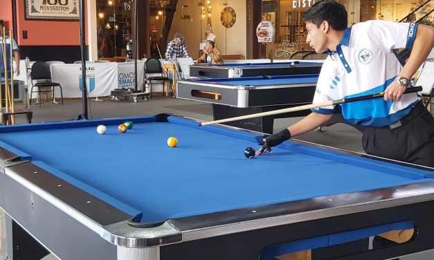 Quetzaltenango fue sede de la novena edición de los Juegos Nacionales de Billar