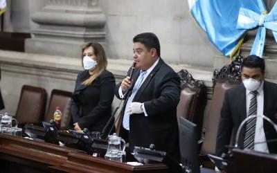Diputados ratifican ampliación de estado de Calamidad por 30 días