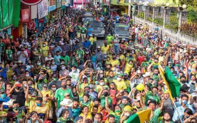 San Pedro La Laguna aumenta restricciones por contagios relacionados al recibimiento de su equipo de fútbol