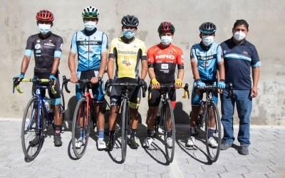 Guatemala se prepara para competir en la Vuelta a Ecuador