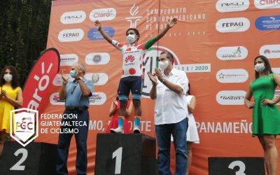 El orgullo de Totonicapán, Mardoqueo Vázquez sigue consiguiendo triunfos, hoy ganó etapa en Panamá